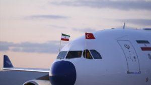 تركيا ايران العقوبات الامريكية